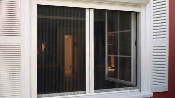 Производим сетки на окна ПВХ в любой конфигурации